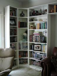 Corner Bookshelf Ideas Best 25 Corner Bookshelves Ideas On Pinterest Building Brilliant