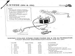 8n ford points distributor wiring ford schematics and wiring