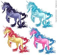 unicorn colour u2013 katherine garner illustration