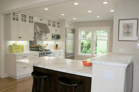 Two Color Kitchen Cabinet Ideas by Best White Paint Color For Kitchen Cabinets Home Design Ideas