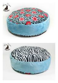 Cat Bed Pattern Marshmallow Pet Bed Sewing Pattern Whimsy Couture Sewing