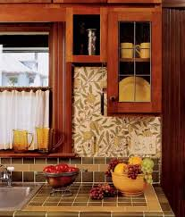 cabinets for craftsman style kitchen cabinets period revival design for the arts crafts