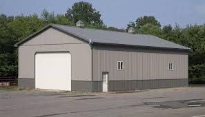 Pioneer Pole Barns Morton Building Cost Prefab Pole Barns 40x60 Metal Building With