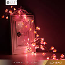 slow twinkling christmas lights twinkling firecracker led cluster christmas lights led copper