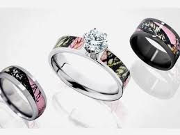 camo wedding rings with real diamonds non engagement rings design your own archives