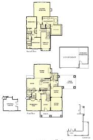 Corner Lot Floor Plans Dunsmuir Floor Plans Livermore Homes Ca