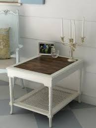 How To Make End Tables Furniture by Best 25 Old End Tables Ideas On Pinterest Refurbished End