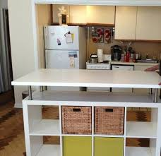 diy ikea kitchen island diy l shaped kitchen island from ikea bookcases kitchen island