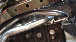99 04 mustang exhaust mac mustang 1 5 8 in ceramic headers tf9902 99 04