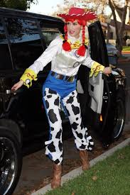 halloween costumes jessie toy story celebrity halloween costume face off vote now