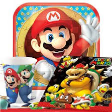 mario party supplies mario brothers party supplies woodies party