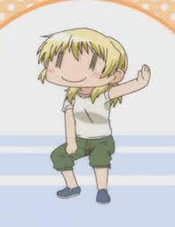 so watching hidamari sketch hoshimittsu anime and manga