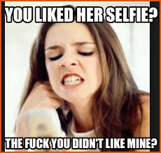 Jealous Girl Meme - 18 absolutely true and funny girlfriend memes sayingimages com