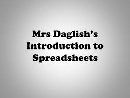 Spreadsheet Lesson Plans For Middle Spreadsheets Lessons By Paula74 Teaching Resources Tes