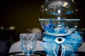 bautizo centerpieces rincon real decorations 2012
