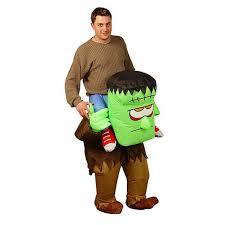 Carrying Halloween Costume Aliexpress Buy Inflatable Frankenstein Monster