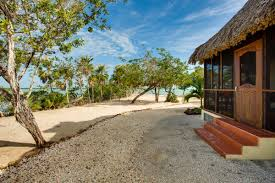belize oceanfront house for sale in orchid bay