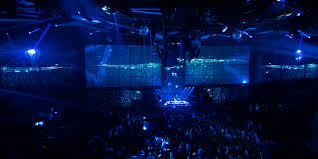 Light Night Club Light Nightclub Moment Factory