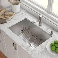 Non Scratch Kitchen Sinks by Kraus Pax 31 5