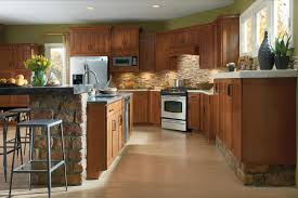 100 birch kitchen cabinets ceramic tile countertops above