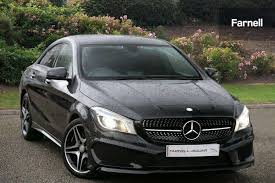 used mercedes cla used mercedes benz cla cla 220 cdi amg sport 4dr tip auto diesel