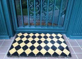 Exterior Door Mat Designer Front Door Mats Australia Emery Associates Interior
