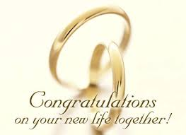congratulations on your wedding congratulations on your wedding