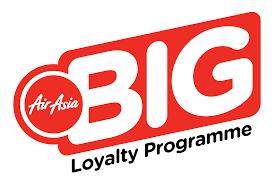 big prepaid travel money card with airasia big prepaid