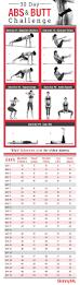 best 25 30 day challenge ideas on pinterest 30 day workout