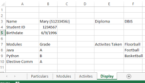 excel have common column but different row numbers in both sheet