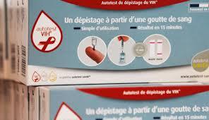 Alat Tes Hiv Di Apotik prancis mulai jual alat tes hiv aids yang bisa digunakan sendiri