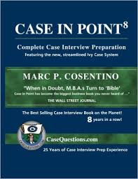 amazon black friday points case in point complete case interview preparation 8th edition