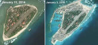 Map Snap Asia by Vietnam Expanding South China Sea Runway U S Think Tank Says