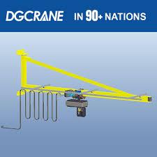 best price jib crane for sale 1 ton 2 ton 3 ton 5 ton wall mounted