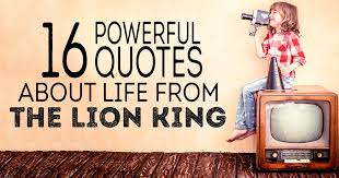 16 powerful quotes lion king christianquotes