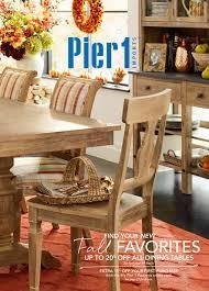pier 1 catalog u0026 mailer pier 1 imports