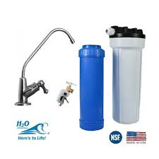 how to install under sink water filter install an under sink water filter system to save space