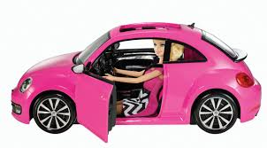 volkswagen beetle purple barbie volkswagen beetle and doll