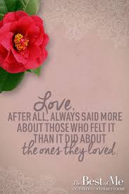 33 best quotes images on pinterest movie quotes nicholas sparks