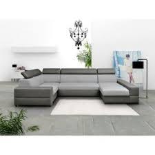 canapé d angle 6 places meublesline canapé d angle 6 places panoramique gris