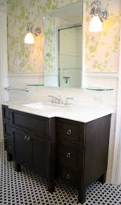 Marble Top Bathroom Cabinet Adorable Black Bathroom Vanity With Carrera Marble Top Including