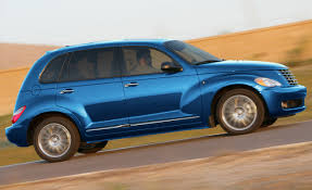 chrysler pt cruiser reviews chrysler pt cruiser price photos