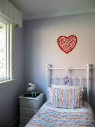 gallery of designs in bedrooms and homes heart wall sticker