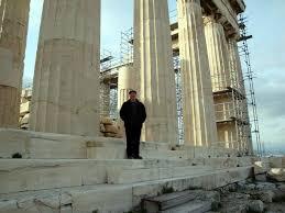 Parthenon Interior Matt Barrett U0027s Greece Travel Blog Inside The Parthenon