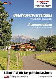 Unterkunftsverzeichnis Winter 2016 17 und Sommer 2017 by