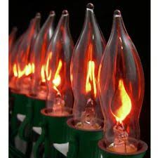 candle light bulbs for chandeliers 1pc e12 flickering flame candelabra light bulbs 3w realistic
