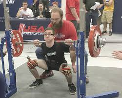 eight chieftain powerlifters compete at state sports