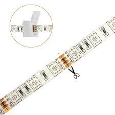 waterproof led ribbon lights 5050 leds 32 8ft 10m 12v flexible led strip lights rgb under cabinet
