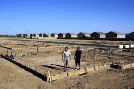 housing market recovering in high desert town la times