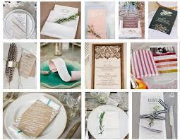 idee menu mariage originale menu mariage